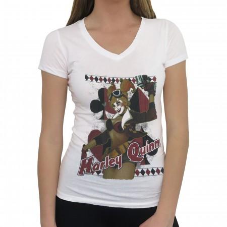 Harley Quinn Bombshell Women's T-Shirt