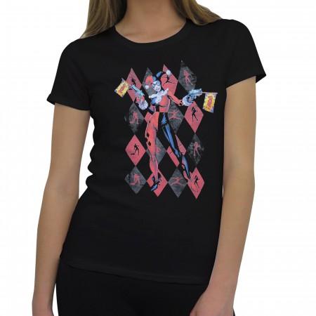 Harley Quinn Pow Pow Women's T-Shirt