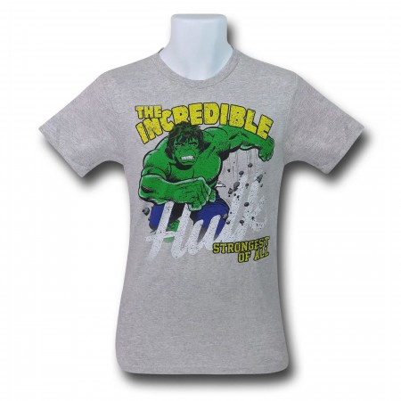 Hulk Stomping Men's T-Shirt