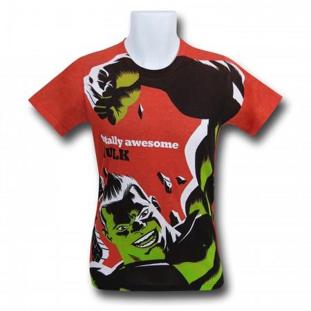 Hulk Totally Awesome Men's T-Shirt