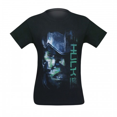 Hulk Thor Ragnarok Battle Face Men's T-Shirt