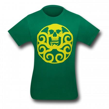 Hydra Distressed Logo 30 Single T-Shirt