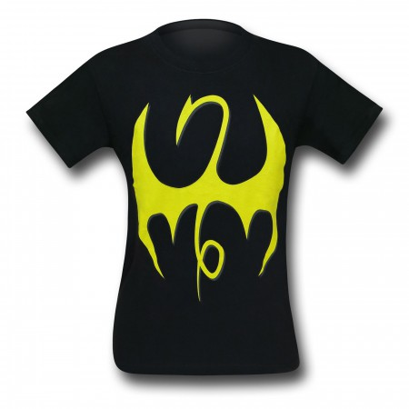 Iron Fist Big Symbol T-Shirt