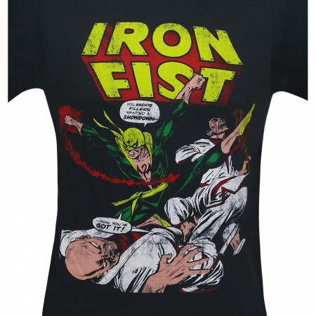 Iron Fist Classic Cover 30 Single T-Shirt