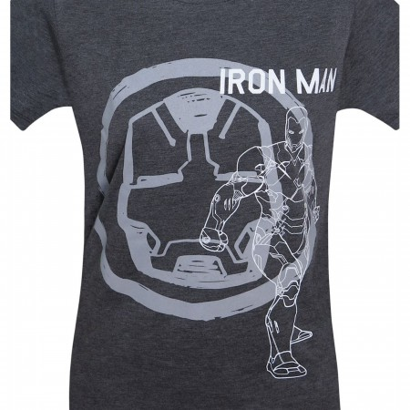 Iron Man Flag Women's T-Shirt