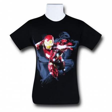 Iron Man Rocket Punch T-Shirt