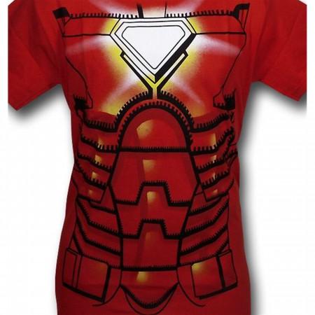 Iron Man Costume T-Shirt