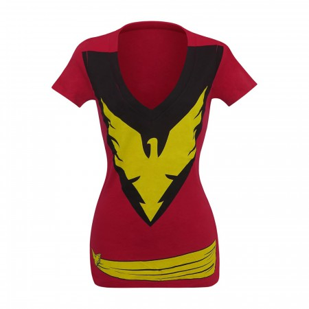 Dark Phoenix Women's Costume T-Shirt