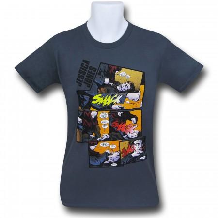 Jessica Jones Smack Attack T-Shirt