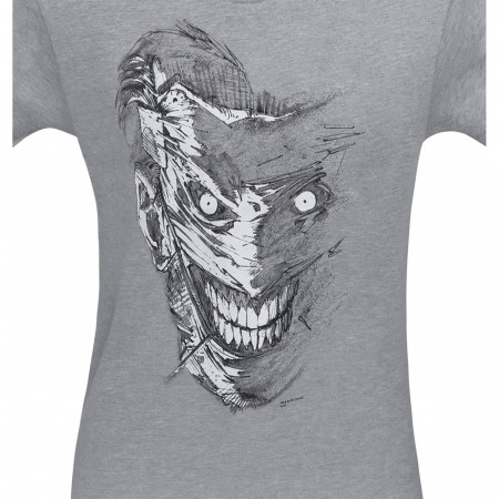 The Joker Crazy Again Men's T-Shirt