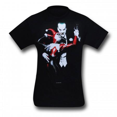 Joker & Harley Alex Ross T-Shirt