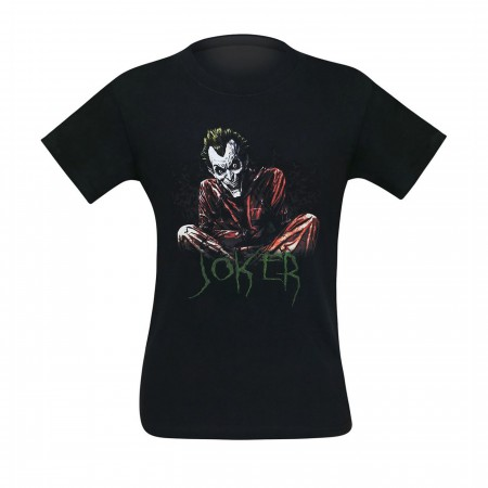 Joker Straight Jacket T-Shirt