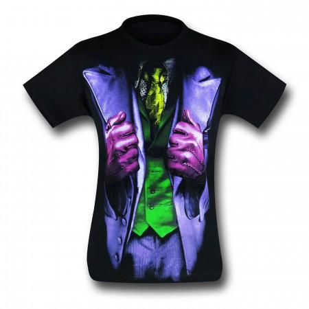 Joker Dark Knight Movie Costume T-Shirt