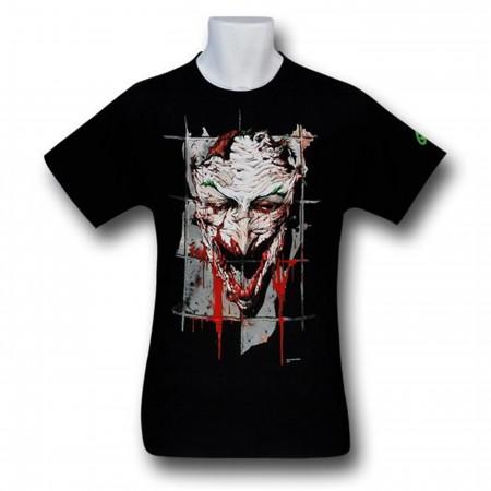 Joker Face Skinned T-Shirt
