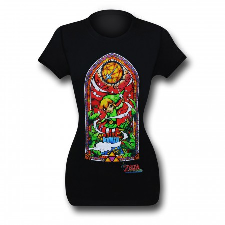 Zelda Window Women's T-Shirt