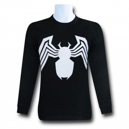 Venom Symbol Long Sleeve T-Shirt