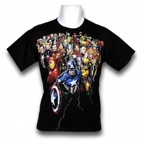 Marvel Your Universe T-Shirt