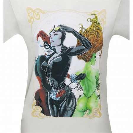 Gotham City Sirens Men's T-Shirt