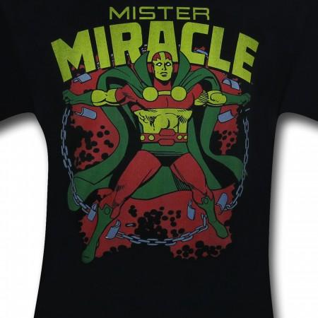 Mr. Miracle Black T-Shirt
