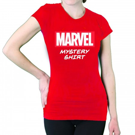 Marvel Comics Women's Mystery T-Shirt