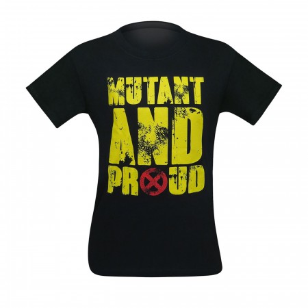 Mutant and Proud Men's T-Shirt