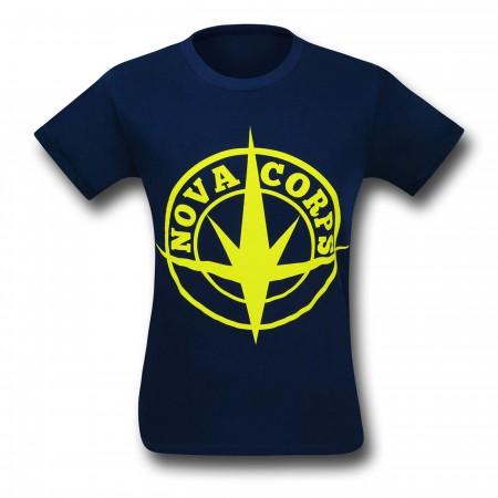 Nova Corps Insignia 30 Single T-Shirt
