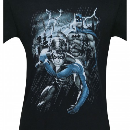 Nightwing Dynamic Duo Men's T-Shirt