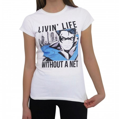 Nightwing Without A Net Women's T-Shirt
