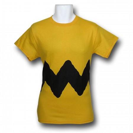 Peanuts Charlie Brown Classic Striped T-Shirt
