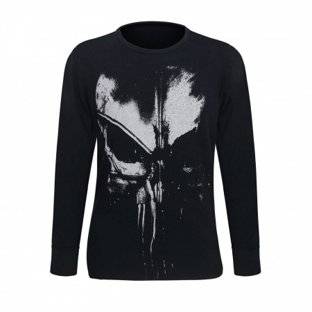 Punisher Netflix Symbol Thermal Long Sleeve Shirt