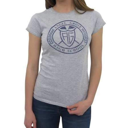 Power Rangers Angel Grove High Women's T-Shirt