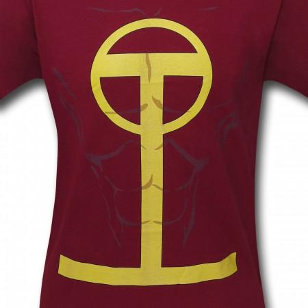 Red Tornado Costume T-Shirt