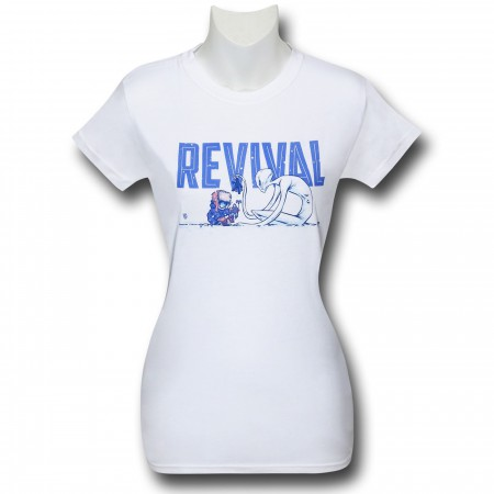 Revival Snow Day Women's T-Shirt