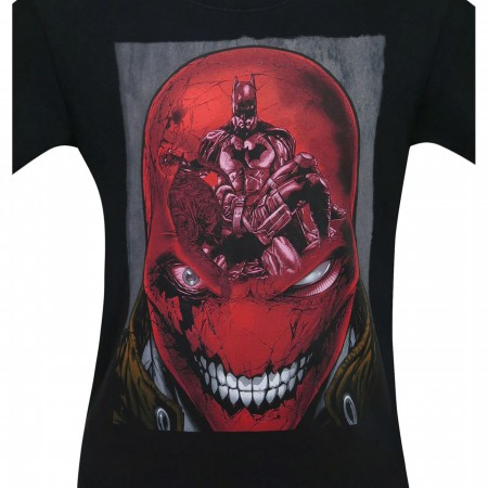 Red Hood and The Outlaws Cover Men's T-Shirt