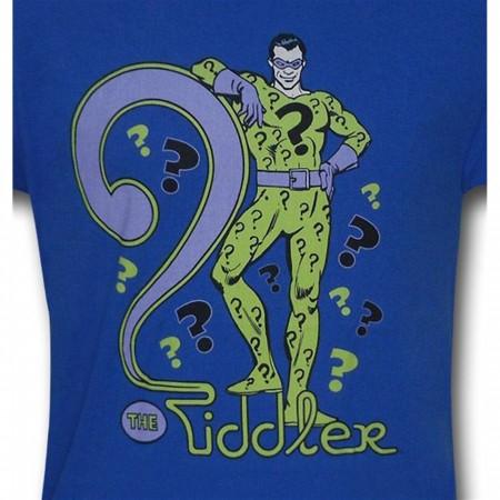 Riddler Question Mark Lean T-Shirt