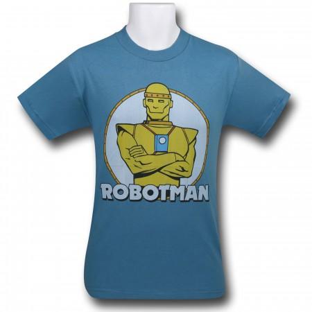 Doom Patrol Robotman T-Shirt
