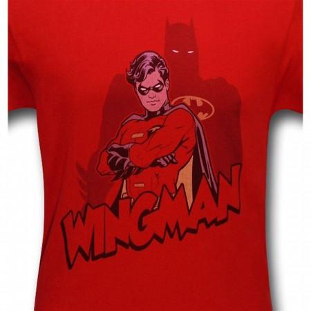 Robin is Batman's Wingman T-Shirt