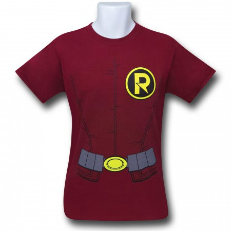 Robin New 52 Costume T-Shirt