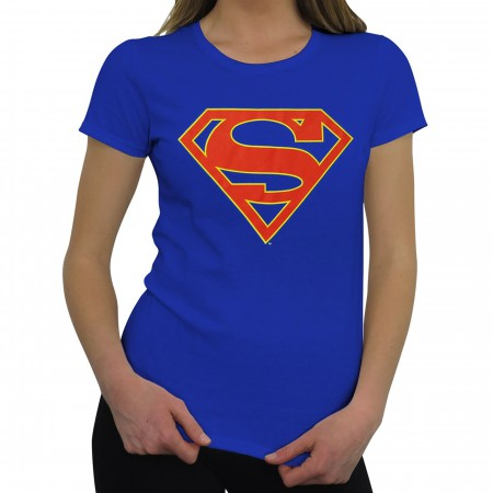 Supergirl TV Symbol Women's T-Shirt