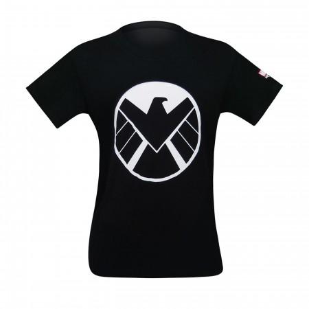 SHIELD Inverted Symbol Marvel Now Men's T-Shirt