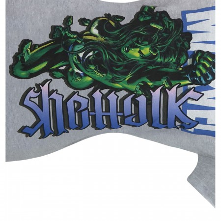 She-Hulk Smash Ambigram Women's T-Shirt