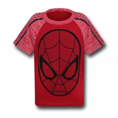 Spider-Man Web Head Space Dye T-Shirt
