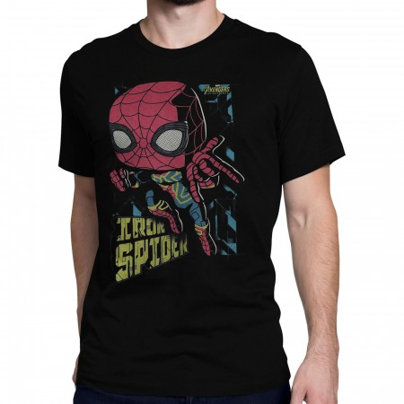 Spider-Man Infinity War Funko Pop! Men's T-Shirt