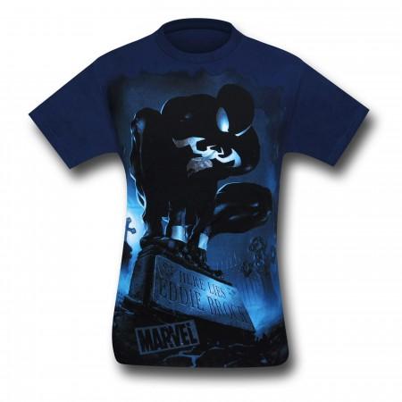 Spiderman Venom Black Sepulcher T-Shirt