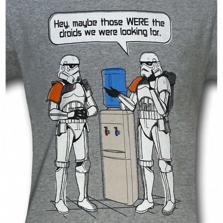 Star Wars Water Cooler Stormtroopers T-Shirt