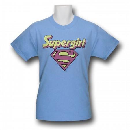 Supergirl Logo and Symbol T-Shirt