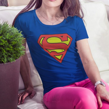 Superman Women's Symbol T-Shirt