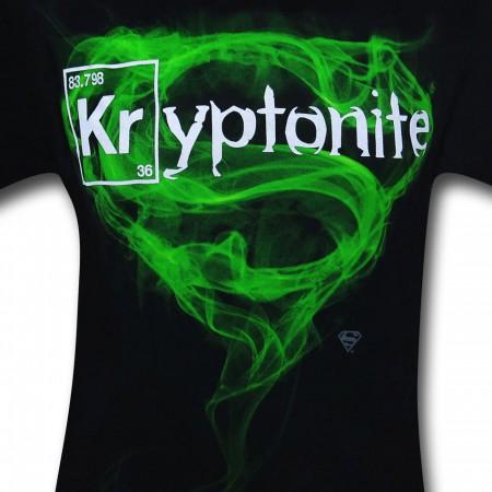 Superman Kryptonite Element T-Shirt