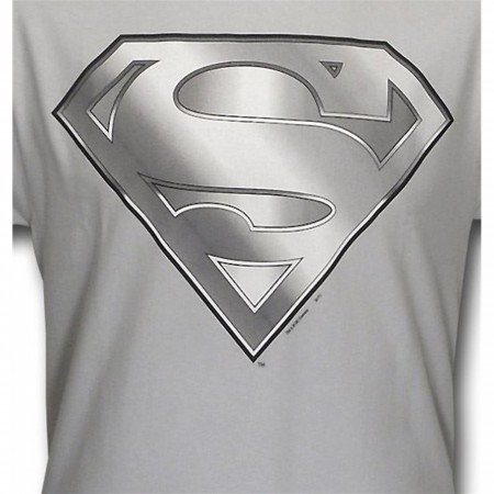 Superman Steel II Symbol T-Shirt