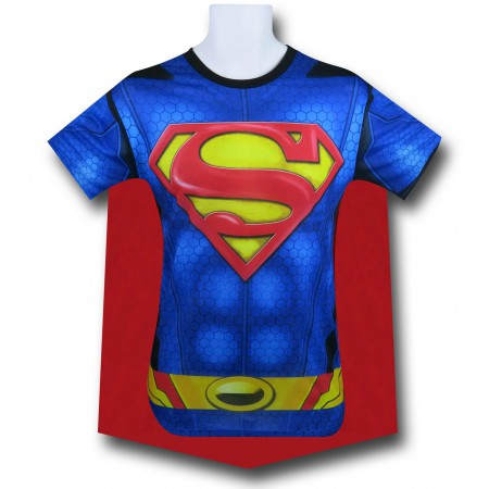 Superman Suit Up Costume T-Shirt